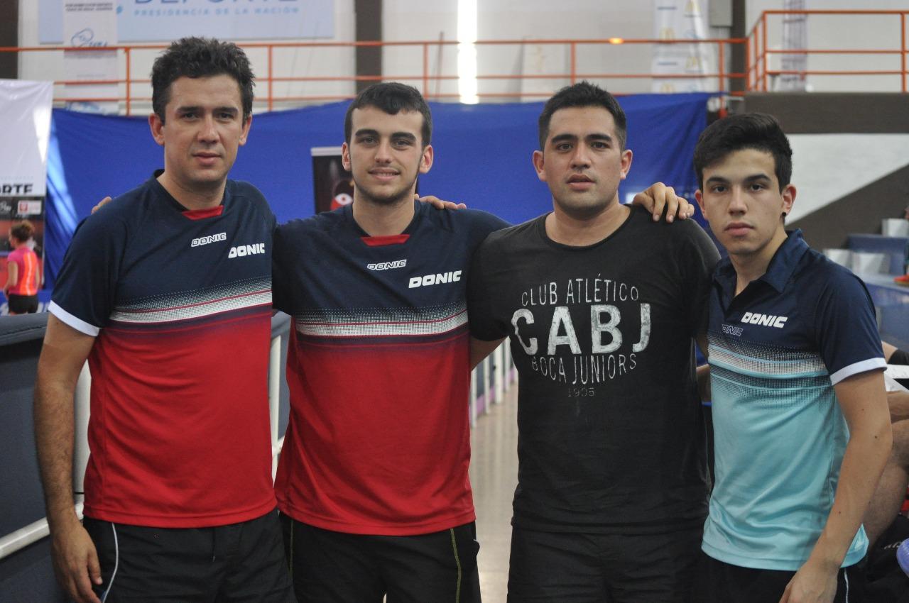 Chile y Argentina campeones en equipos del Sudamericano Mayor